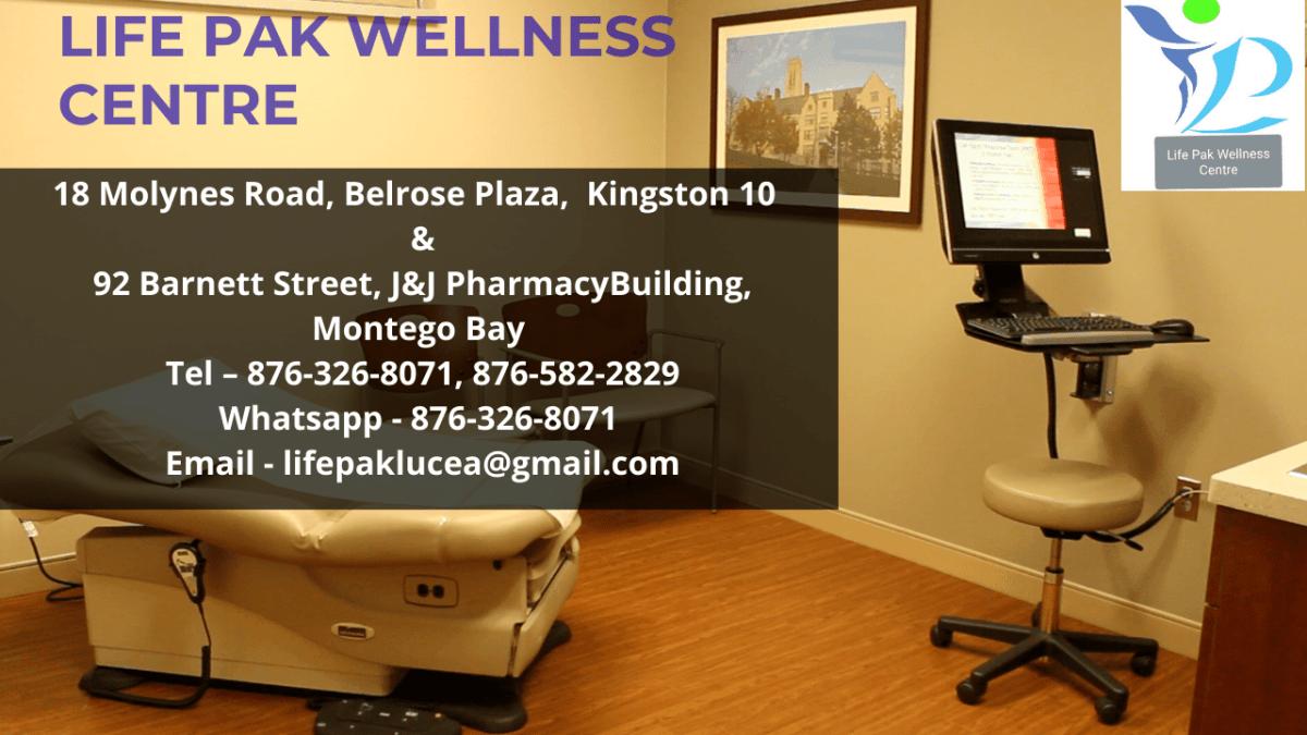 https://mckoysnews.com/life-pak-wellness-centre/