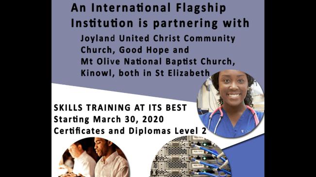 Massive Skills Training Earmarked for Good Hope and Kinowl, St Elizabeth