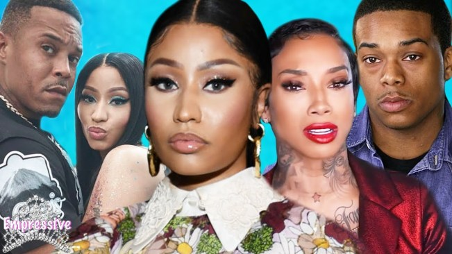Nicki Minaj's hubby gets dragged at Carnival…and she responds!