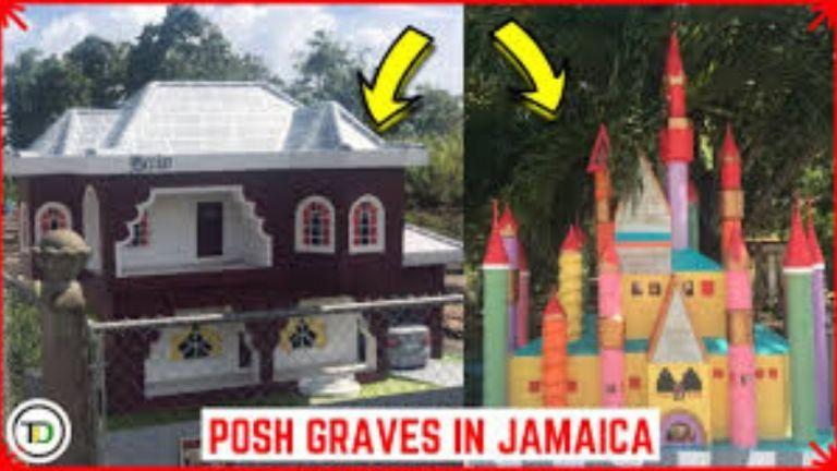 Posh Graves in Jamaica