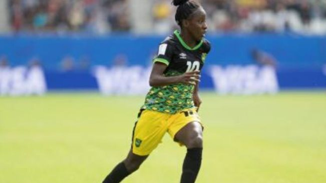 Young Girlz Lose To Dom Rep, Ending World Cup Hopes