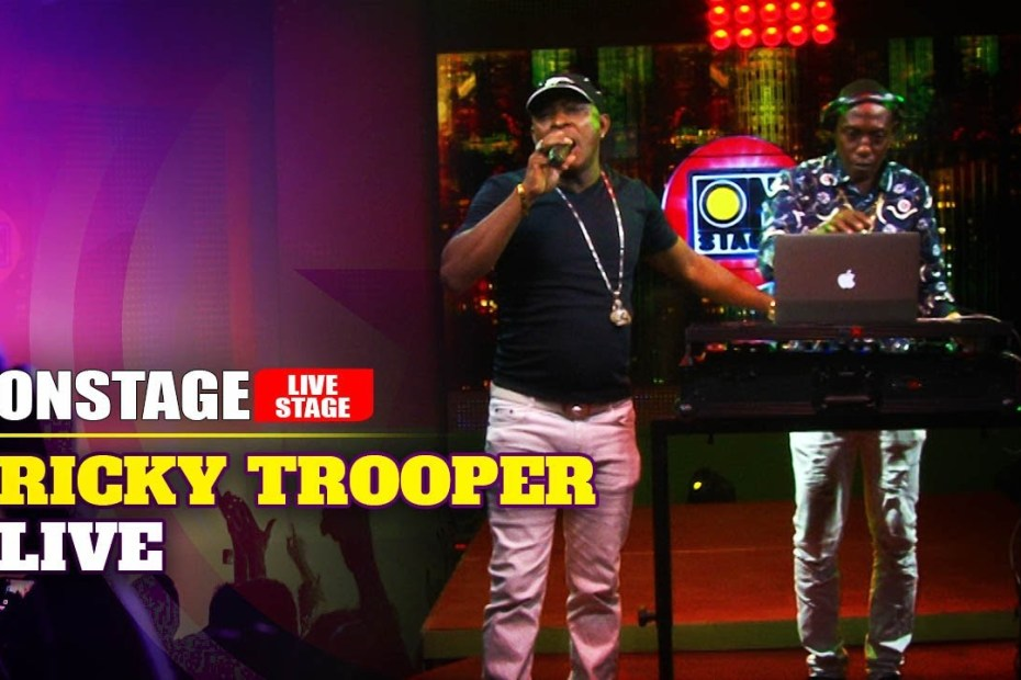 Ricky Trooper Performs After Lambasting Artiste Who Breach Jamaica's Corona Protocol