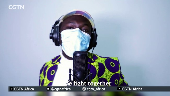 Students compose song supporting fight against COVID-19