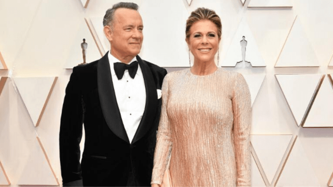 An Oscar-Winning Actor and his Wife Tested Positive for the Coronavirus Recently