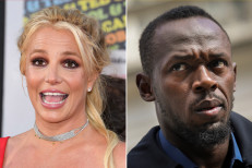 Britney Spears claims to run 100-meter dash faster than Usain Bolt