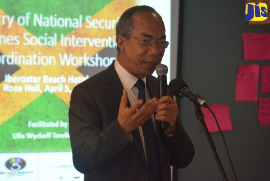 Human Trafficking E-Learning Tool Is Game Changer – Dr. Chang
