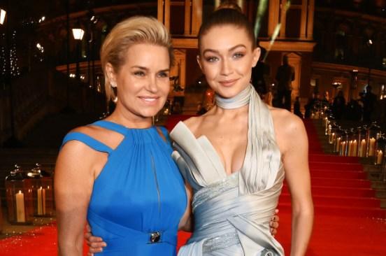 Yolanda Hadid confirms daughter Gigi Hadid's pregnancy