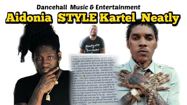 Aidonia Try Style Vybz Kartel But Watch This