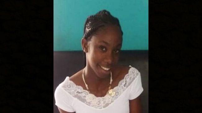 Alexia Baugh Missing