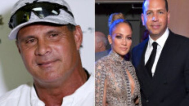 Jose Canseco weirdly adds Jennifer Lopez to Alex Rodriguez feud