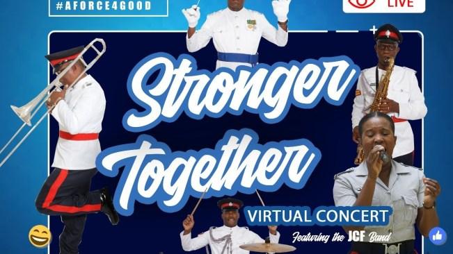 JCF Stronger Together Virtual Concert