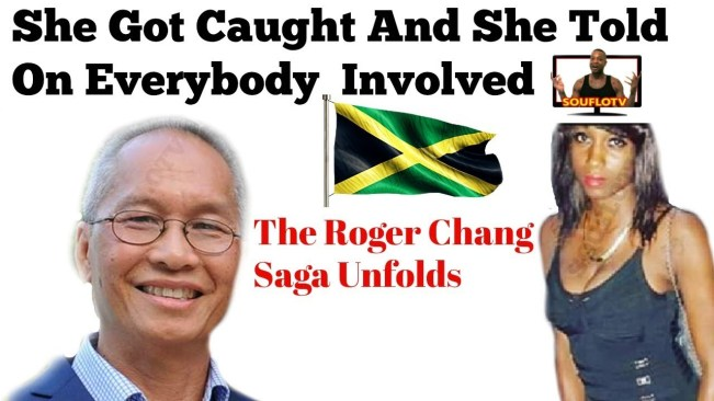 Roger Chang Story Diamond D gave up everybody