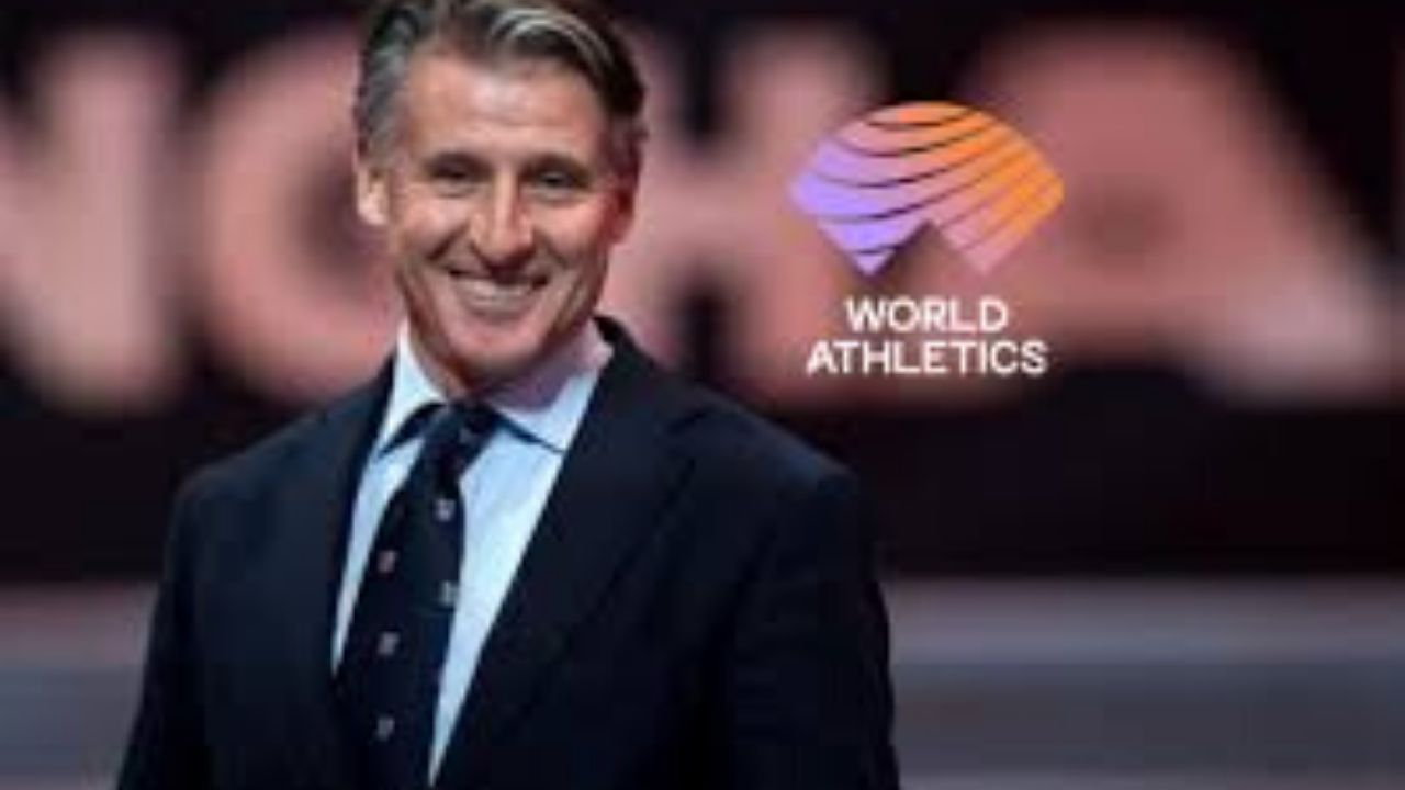 Sebastian Coe World Athletics President