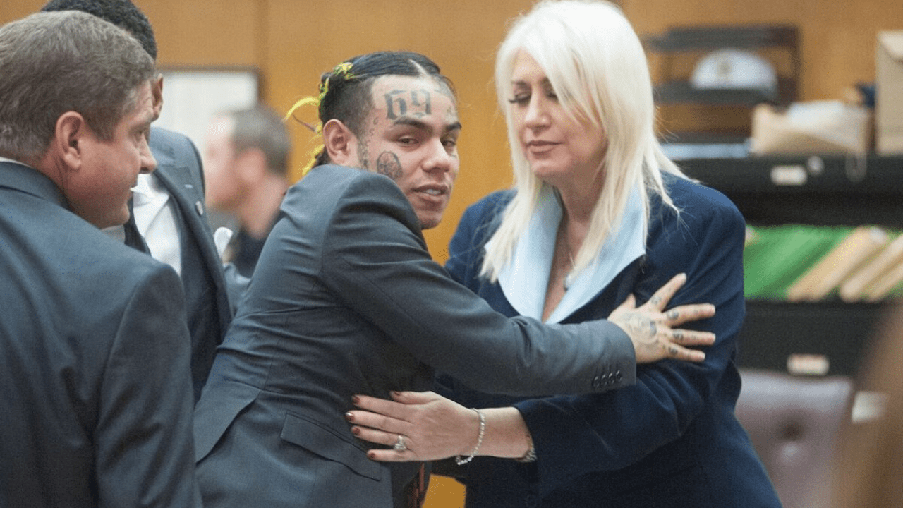 Feds Give Tekashi 6ix9ine Green Light For Release Due To COVID-19