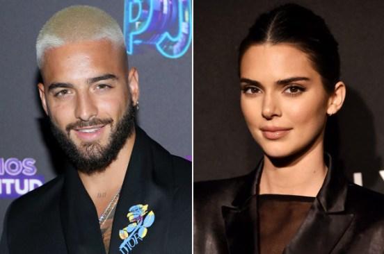 Maluma has a crush on Kendall Jenner