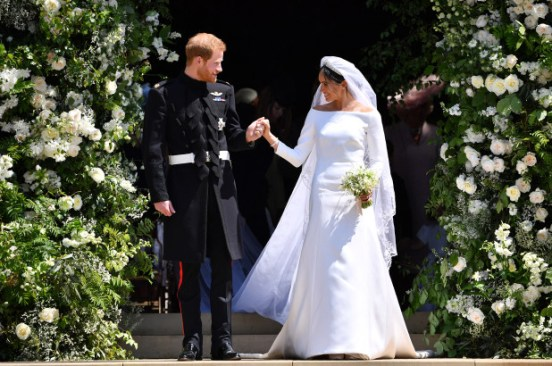 Meghan Markle's wedding dress designer talks 'trust and intimacy' with Duchess