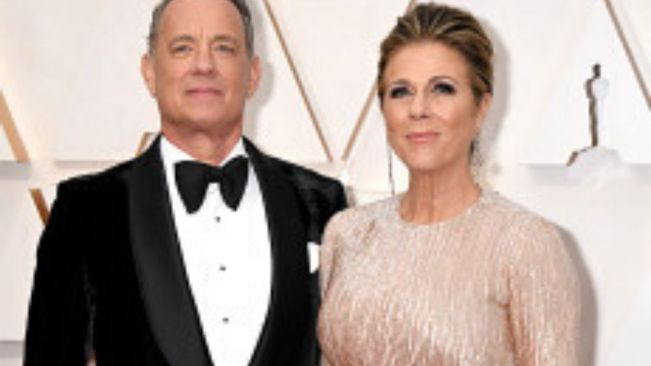 Tom Hanks, Rita Wilson join Michelle Obama for vote-by-mail event