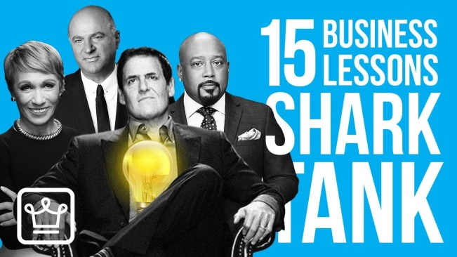 15 Business LESSONS to Learn From SHARK TANK