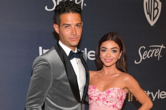 Sarah Hyland, Wells Adams put wedding plans on hold amid coronavirus pandemic