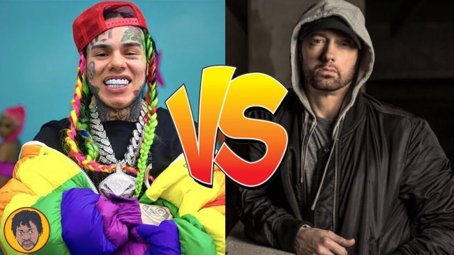 6ix9ine Break Eminem Youtube Record In 1 Day With GOOBA