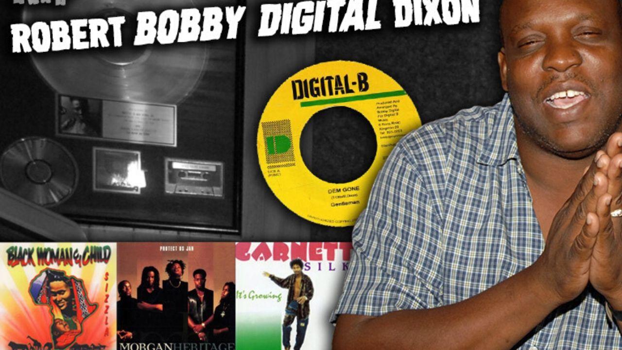Producer Bobby Digital has died