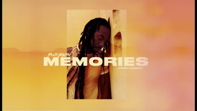Buju Banton And John Legend Yearn For Their Former Flames In New Song 'Memories': Listen