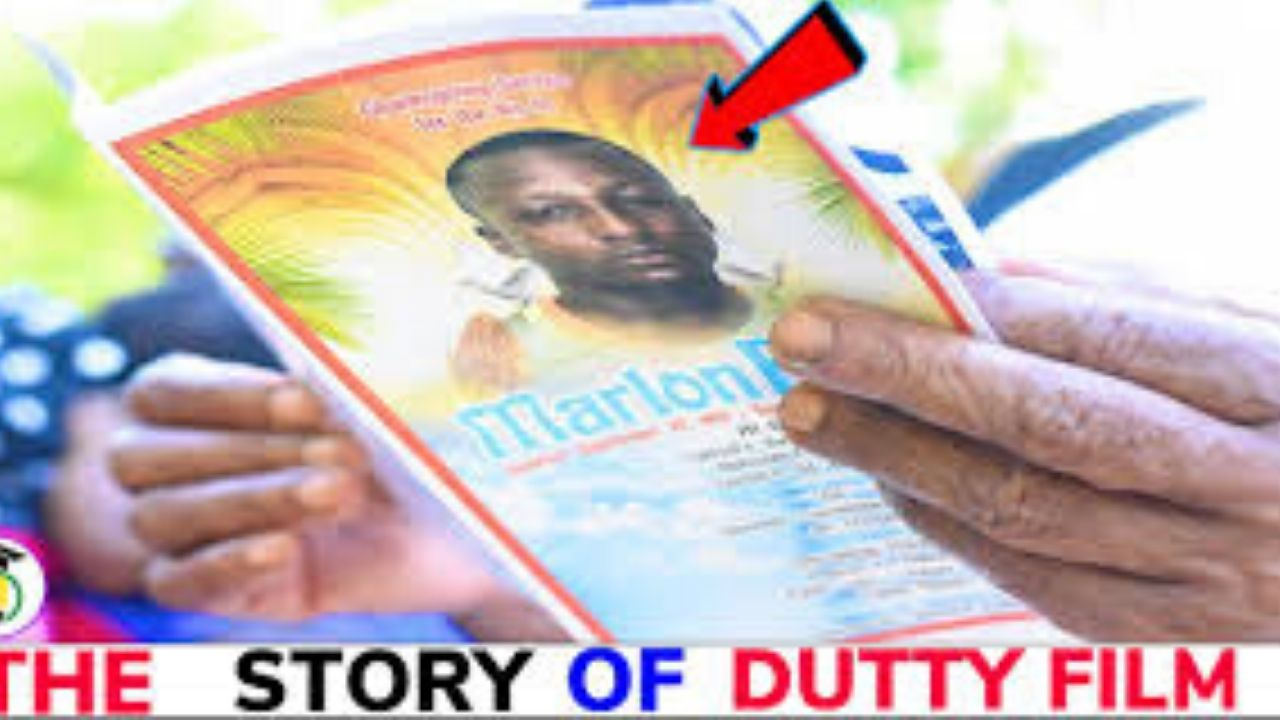 Who was Marlon Duppy Film Perry?