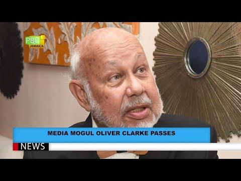 Media Mogul Oliver Clarke Passes