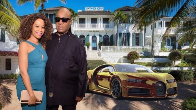 Stevie Wonder's Lifestyle ★ 2020