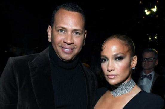 Jennifer Lopez 'a little heartbroken' about postponing wedding to Alex Rodriguez