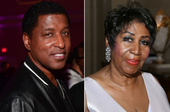 Aretha Franklin once asked Kenneth 'Babyface' Edmonds for dating advice