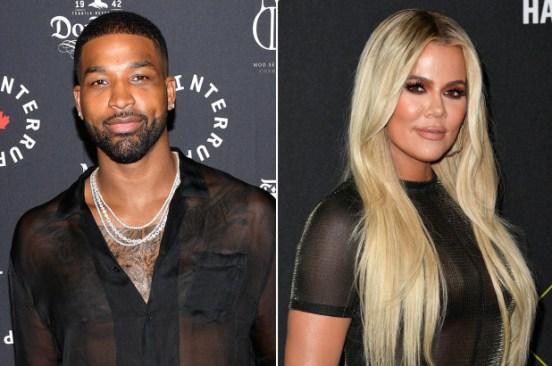 Khloé Kardashian, Tristan Thompson threaten to sue woman over paternity claim