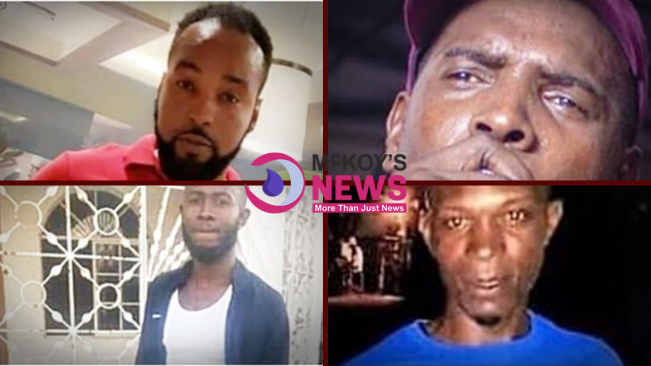4 bodies from Shallow Graves on Gully Bank Were Those of Missing Clarendon Men