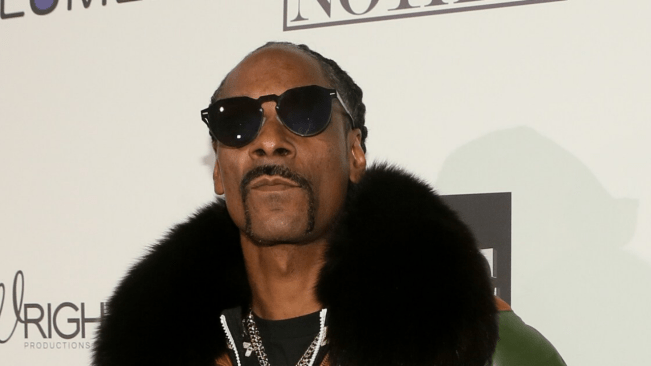 Snoop Dogg will vote for the first time ever in 2020: 'I can't stand to see this punk in office one more year'
