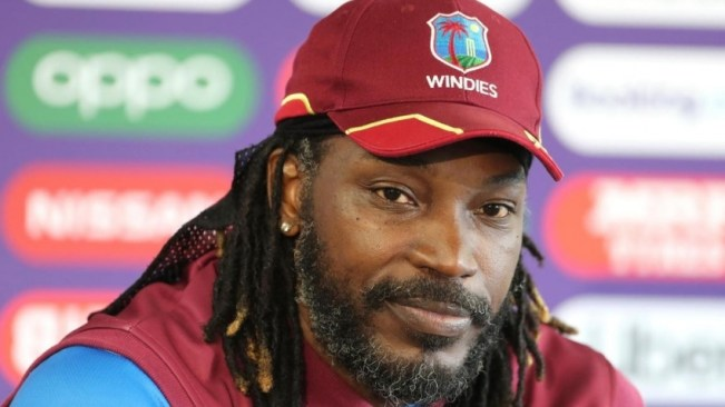 Chris Gayle Is 'Too Hot' To Handle For Starving Cricket Fans In This Stylo G Remix