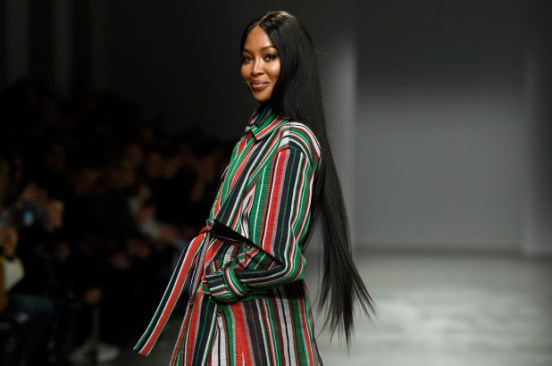 Naomi Campbell's personal chef says she avoids dairy, chicken and gluten