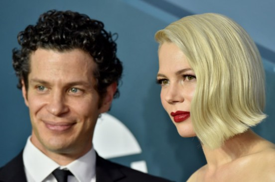 Michelle Williams and Thomas Kail welcome first child together