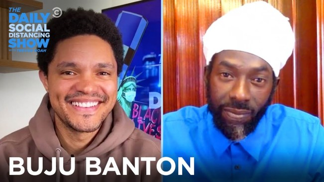 Buju Banton To Appear On The Daily Show With Trevor Noah