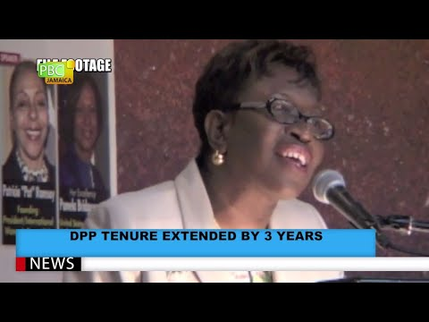 DPP Tenure Extended By 3 Years