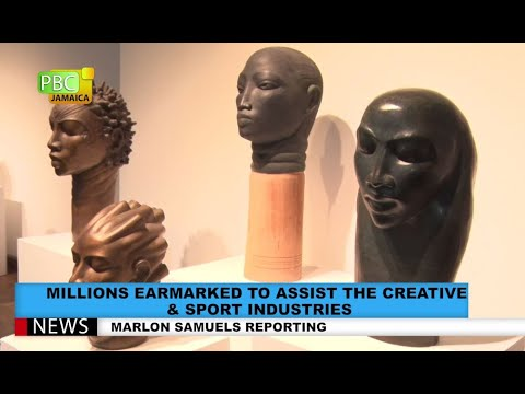 Millions Earmarked To Assist The Creatives & Sport Industries