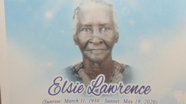 Miss Lus who Served Thousands Laid to Rest