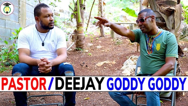 Pastor GODDY GODDY shares his STORY