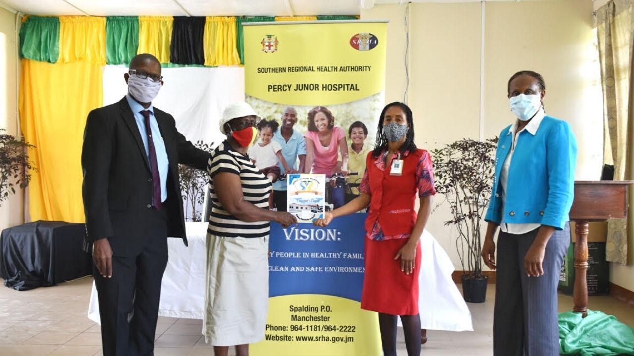 Percy Junor Hospital relaunches Customer Charter