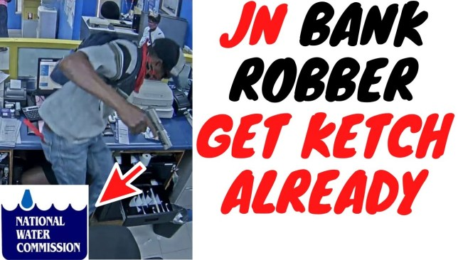 Police Already Have One Of The JN Bank Robbers