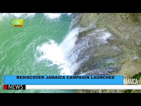 Rediscover Jamaica Campaign Launched