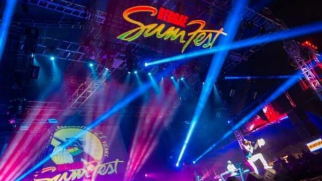 All Set for Virtual Reggae Sumfest