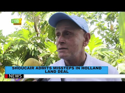 Shoucair Admits To Missteps In Holland Land Deal