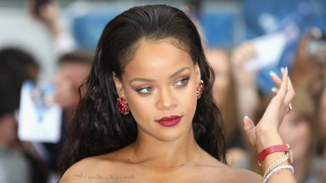 Rihanna Promises Her Reggae-Inspired Album 'R9' Will Be Worth The Wait