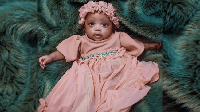 Bolt's Daughter Named