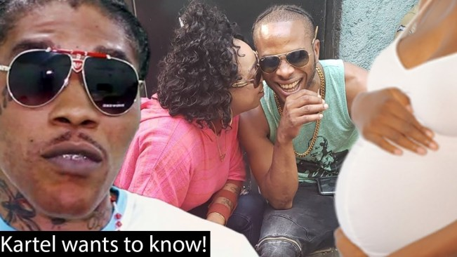 Vybz Kartel Reacts To Lisa Hyper Alleged Belly For Dexta Daps
